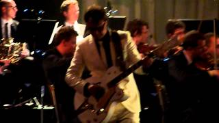 Hooverphonic with Orchestra - La Horse (Serge Gainsbourg) // Antwerpen // 06/03/2012