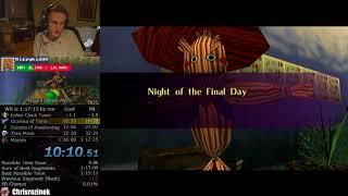 The Legend of Zelda: Majora's Mask Any% Speedrun World Record (1:16:50)