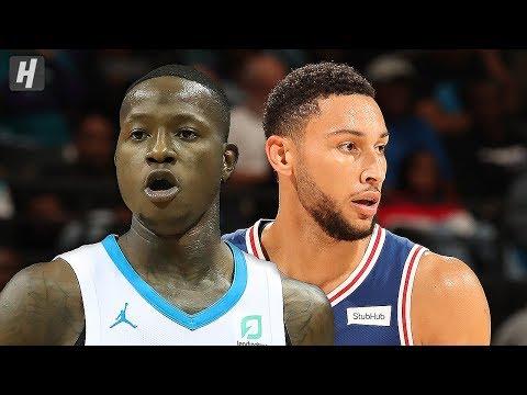 Philadelphia 76ers vs Charlotte Hornets - Full Highlights | October 11, 2019 | 2019 NBA Preseason