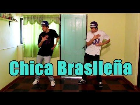 Jorge y Nacho bailando CHICA BRASILEÑA