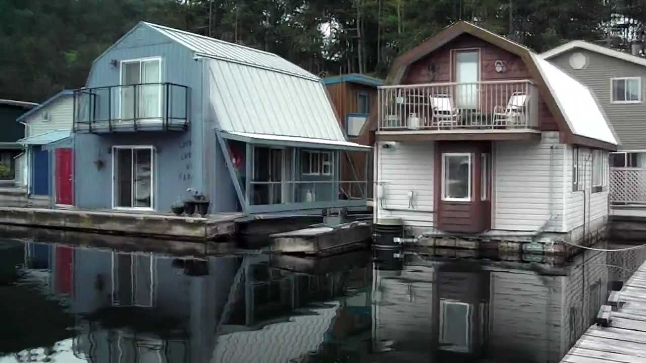 float homes maple bay vancouver island canada part 1 youtube rh youtube com