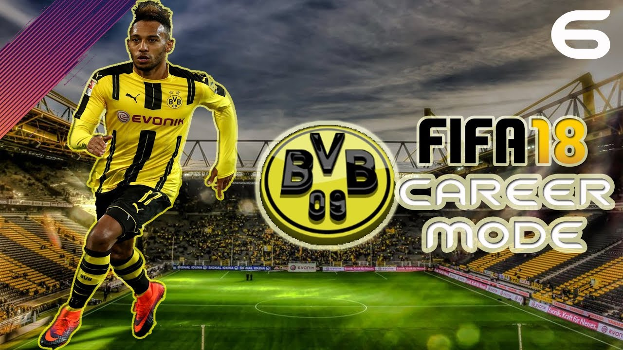 Fifa 18 Karera Trenera Za Borussiyu Dortmund Peter Bosh 6 Pervaya