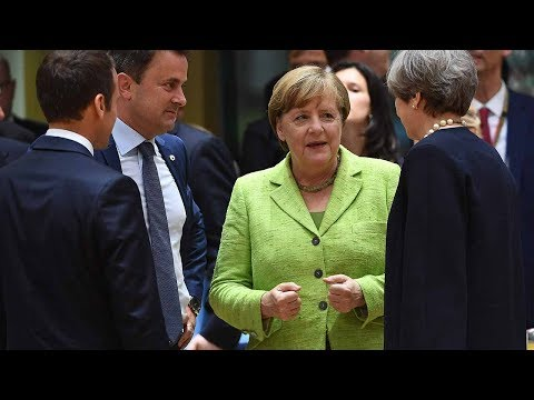 EU, UK leaders gather in Brussels for two-day meeting