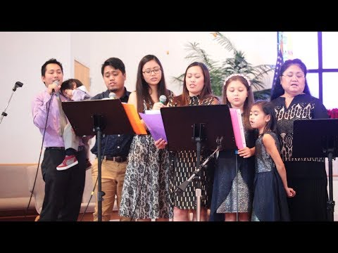 Church Service-Spiritual Music by a Gifted Family-11-25-17