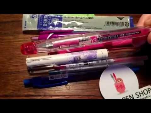 Tokyo pen shop!!