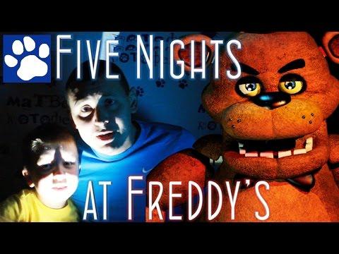 Прохождение игры 5 ночей с фредди 4 ) попытка пройти 2 ночь