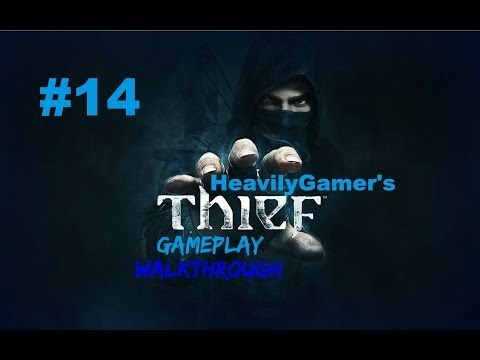 Thief Gameplay Walkthrough Part 14:Chapter 4-A Friend in Need (Rescue Basso)