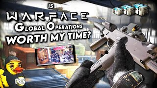 "Is ""Warface GO"" Worth My Time??? - AnthonyCSN"