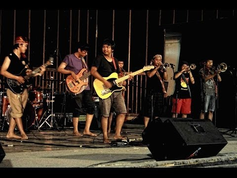 """Mbiring manggis (Plato Ginting)-Tugas Akhir Pop Jazz """"Rengget"""" : Dodi Purba"""