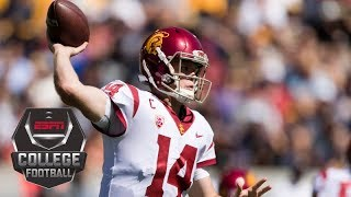 David Pollack is interested in the USC-Washington State matchup   ESPN