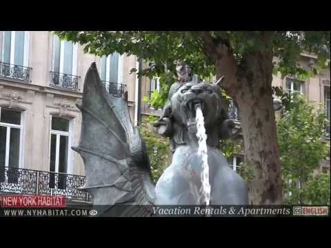 Paris, France - Video Tour of the Latin Quarter (Part 1)