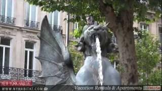 Paris, France - Video Tour of the Latin Quarter (Part 1)