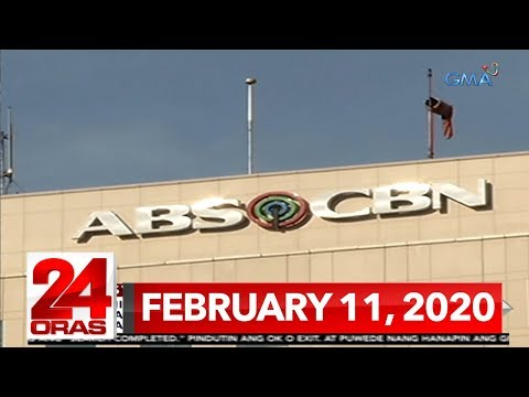 24 Oras Express: February 11, 2020 [HD]