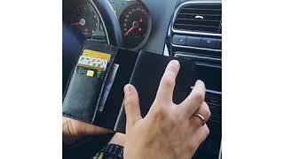 видео Качественные портмоне водителя
