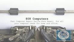 Fast Computer Repair Kailua Kona