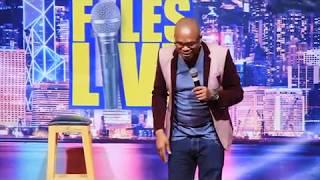 MC KAPALE FULL VIDEO LAST NIGHT AT THEATRE LABONITA, COMEDY FILES UGANDA 2018