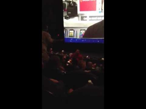 Movie Theatre Fight