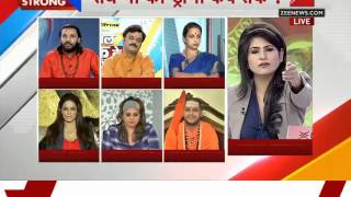 Panel discussion: How long will godwoman Radhe Maa's saga continue?- Part II
