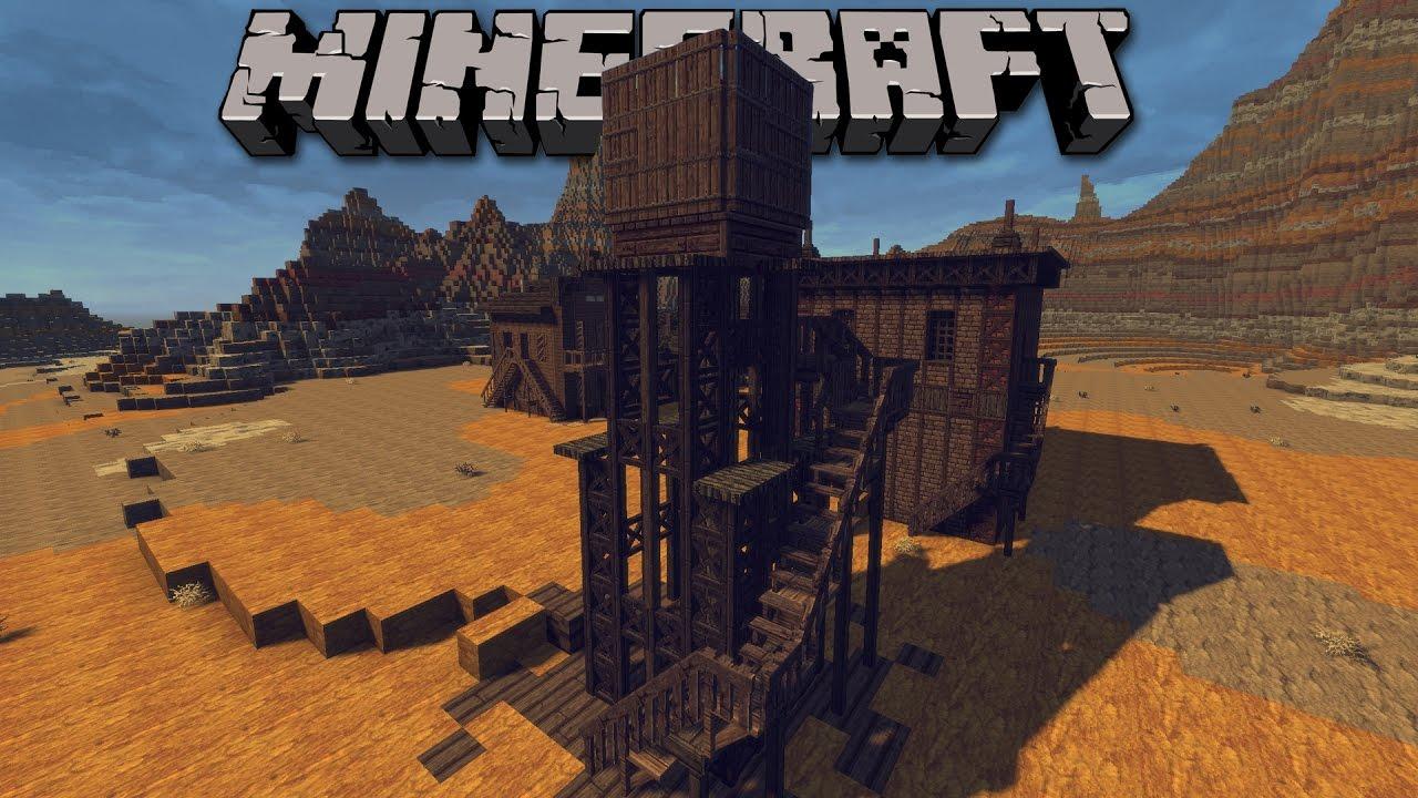 Minecraft: Wild West T...