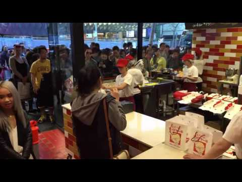 Uncle Tetsu's Australia Official Soft Opening in 1 minute!