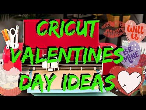 cricut-valentines-day-ideas-|-valentines-day-craft-ideas-for-cricut-|-cricut-explore-air-2-projects