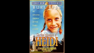 A sunny young girl, heidi (katy kurtzman), lives with her grandfather (burl ives) in the scenic swiss alps. heidi's relaxed and bucolic existence is shaken, ...