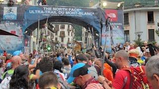 Salida PTL 2014 en Chamonix (330km/D+28.000m) Ultra Trail Mont Blanc