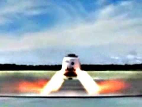 SpaceX Dragon Landing - YouTube