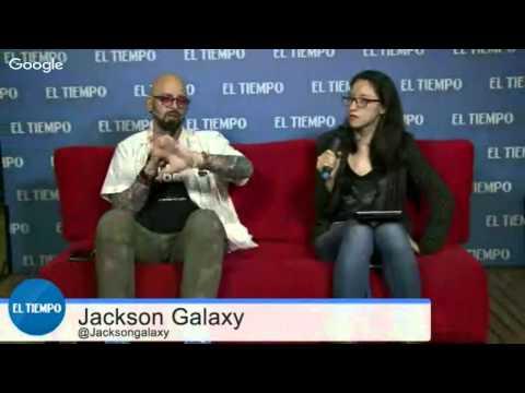 Jackson Galaxy en ET