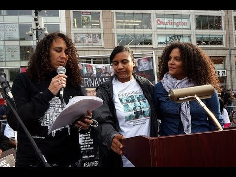 Andrea Ritchie: Police Violence Against Black Women and Wome