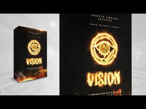 Vision - Midi/Wav Construction Kits W/ Hooks, Drumkit & Loops | Sonics Empire