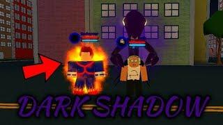 DARK SHADOW!   Boku No Roblox: Remastered   ROBLOX