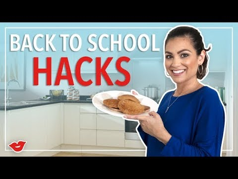 Back To School Hacks! | Kimberly from Millennial Moms