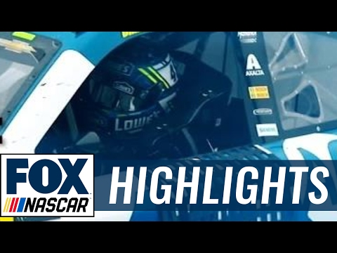 2017 Bristol Highlights (4.24.17) | FOX NASCAR