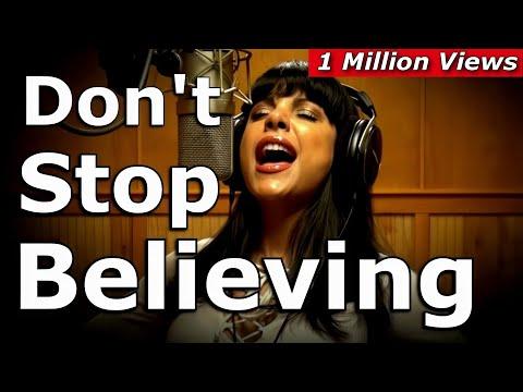 Don't Stop Believing - Journey - Cover - Sara Loera - Ken Tamplin Vocal Academy