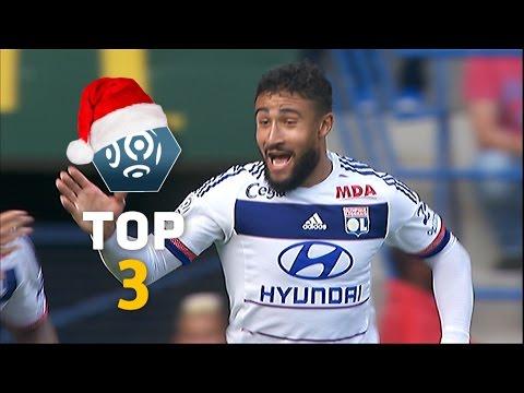 Top Buts Olympique Lyonnais J1-J19 / Ligue 1 : saison 2015-16