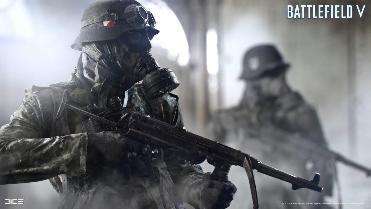 Battlefield v Sycotic Gameplay