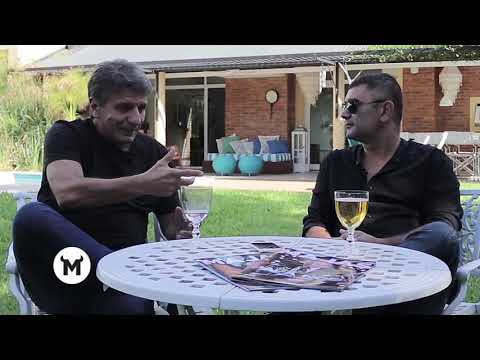 Sus inicios, el presente y el futuro: la entrevista de Juan Manuel Velázquez a Luis Mino