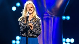 Repeat youtube video Ella – '9 Crimes' | Blind Audition | The Voice Kids | VTM