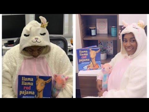 Wilson Montessori's Virtual Pajama Party