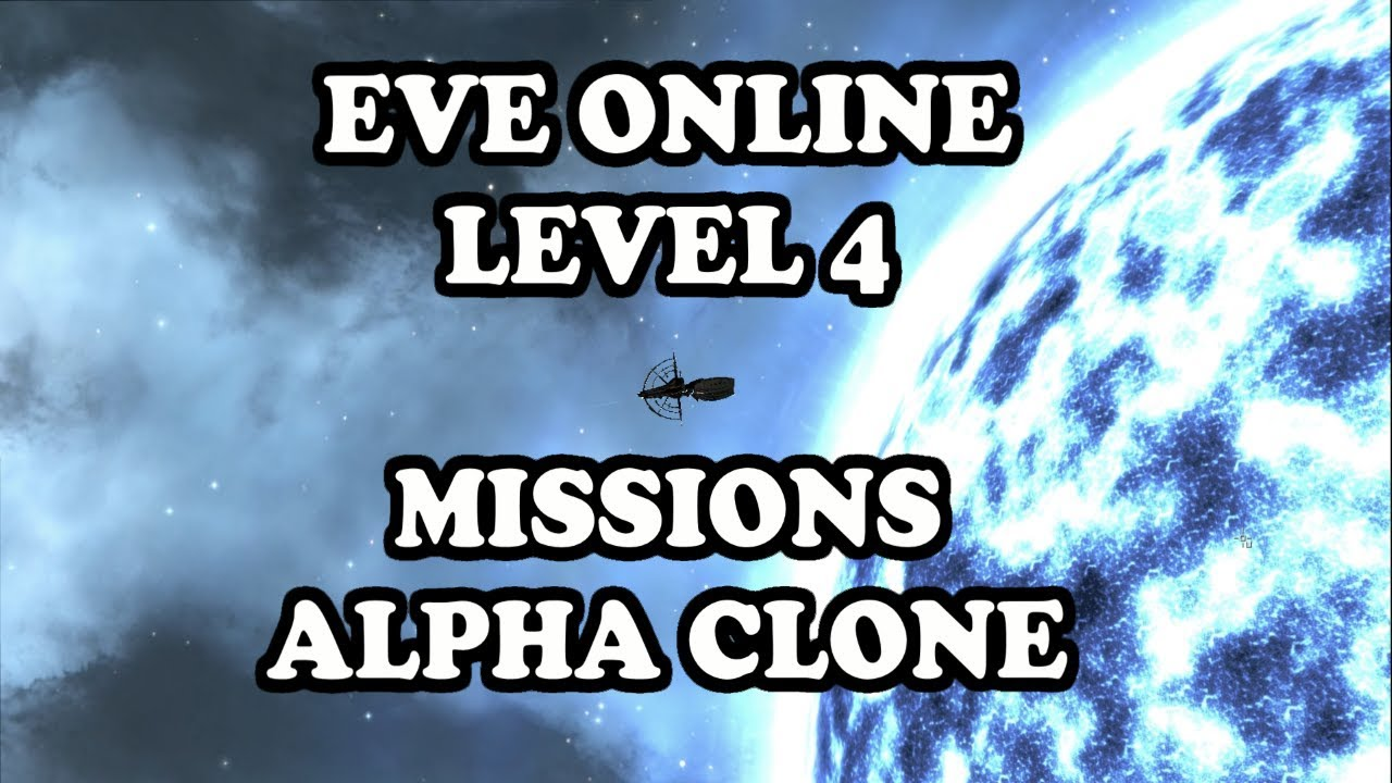 Eve Online Level 4 Cargo Delivery Alpha Clone Executioner August 2017