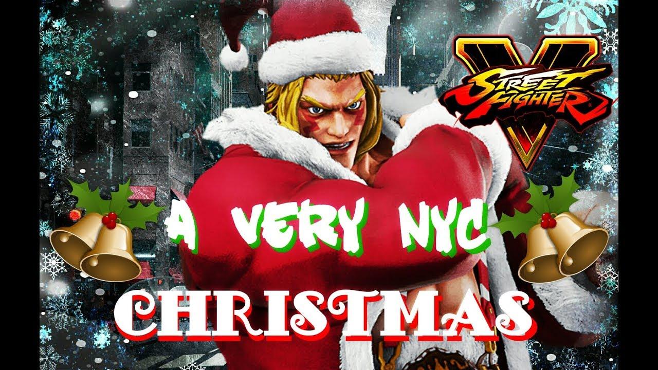 SFV Alex NYC Christmas | Alex Holiday Costume Match Compilation