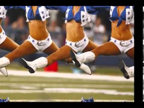 Dallas Cowboys Cheerleaders - Y'all Ready For This