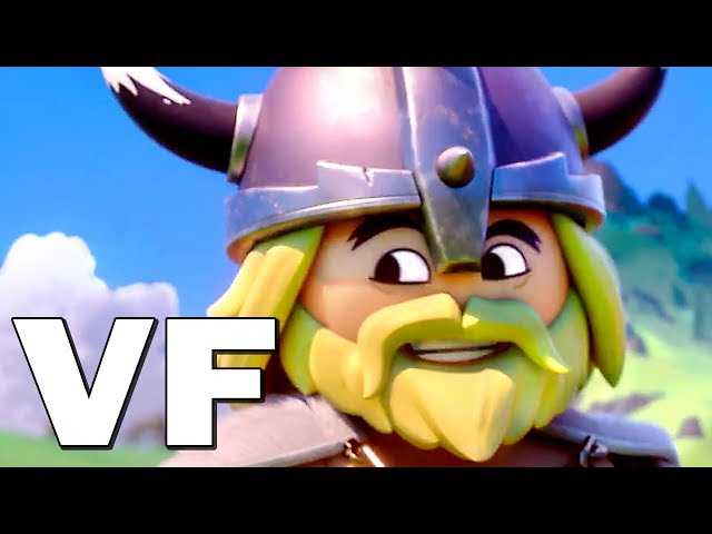 PLAYMOBIL Le Film Bande Annonce VF # 2 (Animation, 2019) NOUVELLE