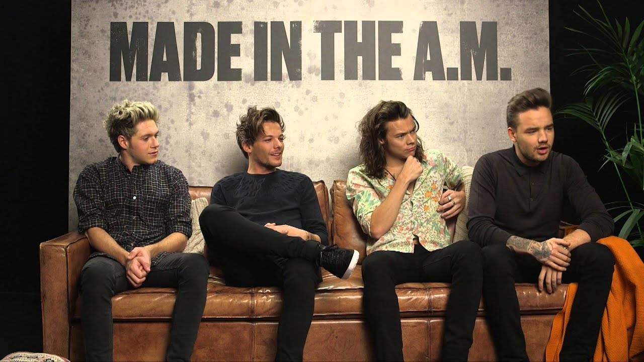 Download One Direction's Made In The A.M. - Interview