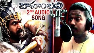 Baahubali 2nd Audio Song | Prabhas | Anushka | Rana | MM Keeravani | Fan Made