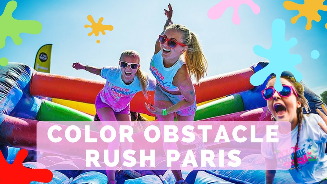 pas mal cc55f 69326 COLOR OBSTACLE RUSH 2017