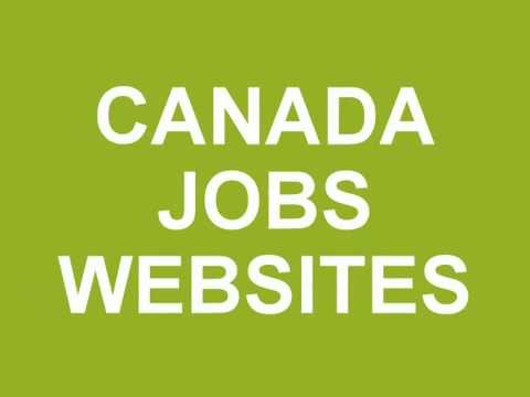 Canada Best Jobs Sites