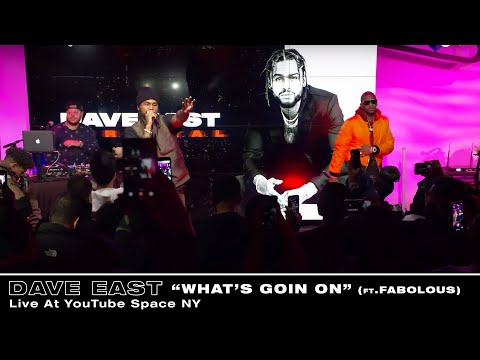 What's Goin On (ft. Fabolous) (Youtube Space NYC)