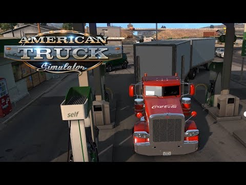 "American Truck Simulator #4 (PC) ""Truckpool Karaoke"""